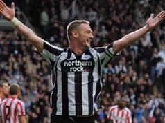 Newcastle reject West Ham's bid for Kevin Nolan.
