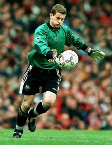 Shay Given in 1997.