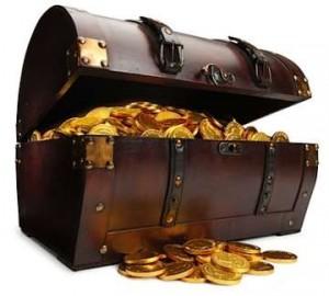 Newcastle United's treasure chest