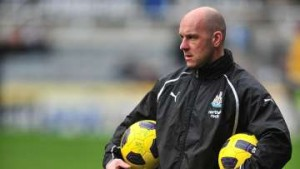 Steve Stone: Youth is the key for new signings.