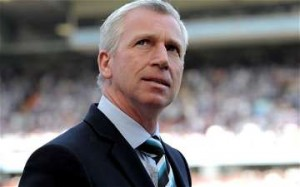 Pardew: Nothing to do with me Guv!