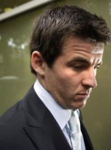 Barton's behaviour v Arsenal 2011.