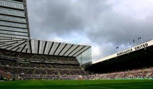 Newcastle United v Fulham, 2011/2012