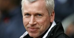 Pardew sees 4th round Carling Cup draw as tough for Newcastle.
