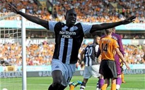 4 goals in 2 games for Demba Ba.