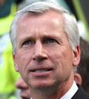 Alan Pardew insists we're not favourites.