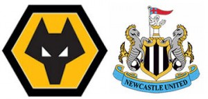Wolverhampton Wanderers v Newcastle United, October 2011.