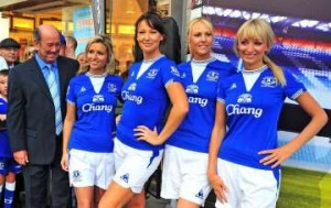 Howard Kendall you dirty old goat!