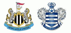 Newcastle United vs QPR.