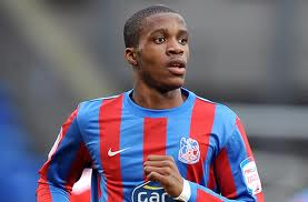 Zaha allegedly a Newcastle United target.