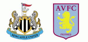 Newcastle United v Aston Villa.