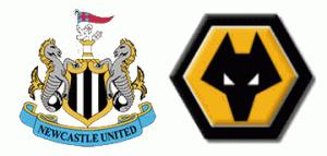 Newcastle United vs Wolves.