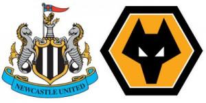 Newcastle United v Wolverhampton Wanderers 2011/2012 season.