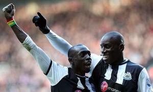 Newcastle United v Aston Villa full match video.