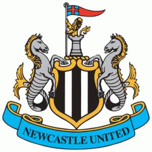 Newcastle United crest.