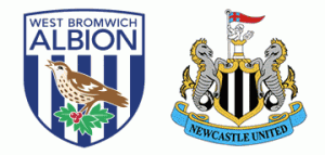West Brom v Newcastle United.