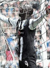 Freddy Shepherd says clubs will be after Newcastle United striker Papiss Cisse.