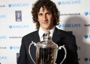 Fabricio Coloccini: Player of the Season.