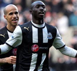 Chelsea 0 - 2 Newcastle United match report