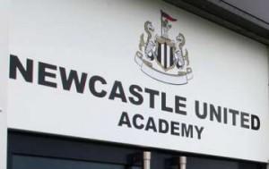 Newcastle United Academy.