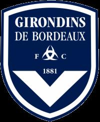 Girondins de Bordeaux crest.