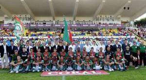 C.S. Maritimo - Estádio dos Barreiros.