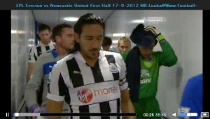 Everton vs Newcastle United full match video.