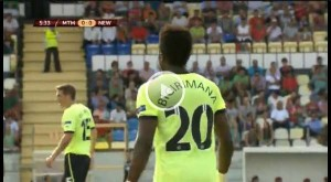 Maritimo vs Newcastle United full match video.