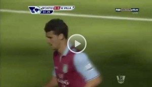 Newcastle United vs Aston Villa full match video.