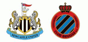 Newcastle United v Club Brugge.