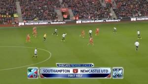 Southampton v Newcastle United full match video.