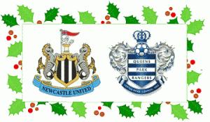 Newcastle United v QPR.