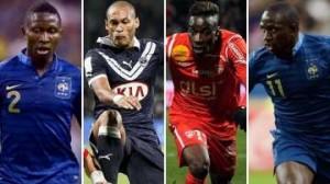 Newcastle signings - M'biwa, Gouffran Haidara, Sissoko.