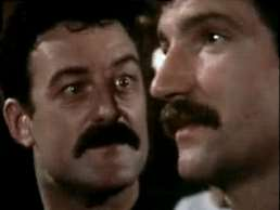"""Yosser"" Hughes and Graeme Souness."