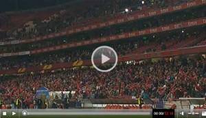 Benfica v Newcastle United full match video.
