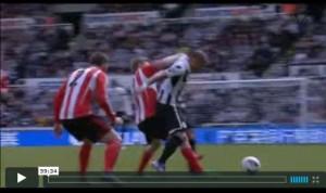 Newcastle United v Sunderland full match video.