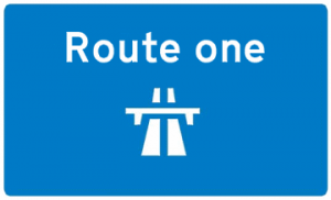 NUFC - Route One.