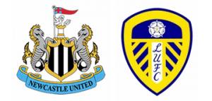 Newcastle United v Leeds United.
