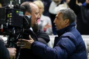 Benitez and Hughton